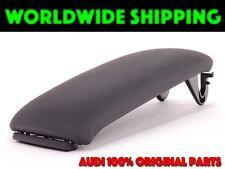 AUDI A4 S4 (03-08) Center Console Armrest Lid Black GENUINE 4B0864245AL73G