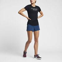 Nike NikeLab Gyakusou Heads Dri-FIT Women's T-Shirt Black 874400 010