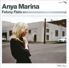 Felony Flats [3/13] by Anya Marina (CD, Mar-2012, Atlantic)