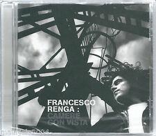 Francesco Renga. Camere Con Vista (2004) CD NUOVO Comete. Ci sarai. Meravigliosa