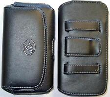 LARGE iPhone 3G, 3GS, 4 & 4S Smart Phone Case/ Pouch/ Holster w Belt loop & Clip