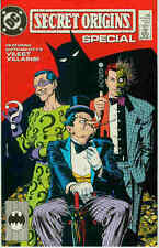Secret Origins Special # 1 (Batman Villains) (USA, 1989)