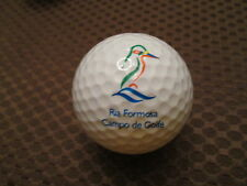 LOGO GOLF BALL-QUITA DO LAGO GOLF RESORT.RIA FORMOSA CAMPO DE GOLFE..PORTUGAL..