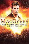 NEW - MacGyver - The Complete Series (DVD, 2007, 39-Disc Set) SEALED