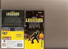 Taito Legends Encendido Sony Psp 21 Juegos Retro Arcade