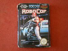 ROBOCOP / PAL B - SPAIN / CIB - COMPLETE / NINTENDO NES 522