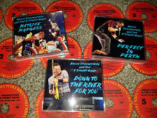 Bruce Springsteen - MetLife Perth River 18-CD Live 2016-17 Born To Run USA Fire