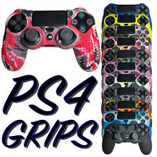 Performance Gaming Silicone Rubber Skin Case Cover Grips For Sony PS4 Controller