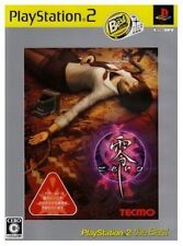 Used PS2 Fatal Frame SONY PLAYSTATION JAPAN IMPORT