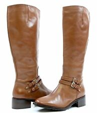Cole Haan DOVER RIDING BOOT Womens Dover Riding Boot Brown SZ 5 B