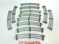 BR505-2# 12x Märklin Spur 0 Gleis 12er Kreis gebogen für elektrischen Betrieb