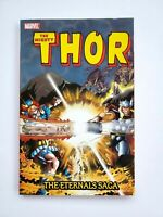 The Mighty Thor Eternals Saga Marvel TPB Vol 1 Thomas Pollard Stone 1st Print