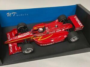 1/18 UT Models Ganassi Target Alex Zanardi 1997 CART Indycar #520 971804  JD78