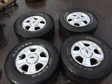 "FORD MAVERICK 16"" ALLOY WHEELS & 255/70 TYRES 5x114pcd NISSAN  OFF ROAD WINTER"