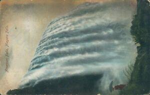 American falls niagara falls  Metropolitan news co 7162