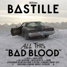 BASTILLE - ALL THIS BAD BLOOD (DELUXE EDITION) 2 CD  25 TRACKS ROCK & POP  NEUF