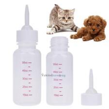 1pc Pet Small Dog Puppy Cat Kitten Rabbit Care Milk Water Nursing Feeding Bottle