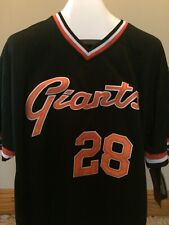 55e56b85880 New W Tags San Francisco Giants Buster Posey Jersey Men s L Free Shipping