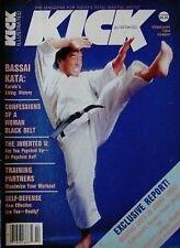 RARE 2/84 KICK MAGAZINE RYUSHO SAKAGAMI FUMIO DEMURA KARATE KUNG FU MARTIAL ARTS