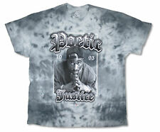 Poetic Justice A Street Romance 1993 Mens Tie Dye T Shirt New Official