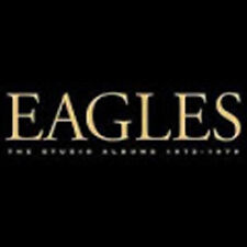 EAGLES - The Studio Albums 1972-1979 NOUVEAU CD coffret
