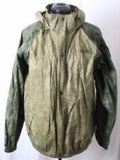 Natural Gear Hunting Hooded Mesh Full Zip Snap Camo Thin Jacket Men's L
