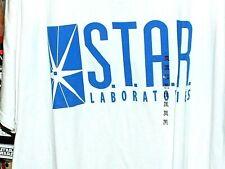 Flash Star Laboratories Shirt XXL Brand New