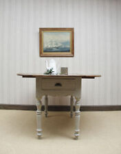 Country Round Kitchen & Dining Tables with Drop Leaf
