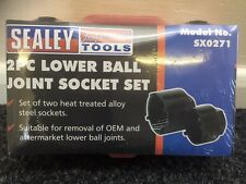 CITROEN PEUGEOT 405 406 605 607 Lower BallJoint BALL JOINT Socket Set  2pce