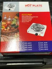 New 1000w 110v Hot Plate