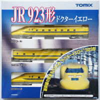 Tomix 92429 Shinkansen Inspection Car Series 923 Doctor Yellow 3 Cars (N scale)