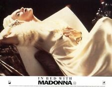 TRUTH OR DARE: IN BED WITH MADONNA -1991- orig 8x10 ENG color still #6 - MADONNA