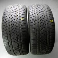 2x Pirelli Scorpion Winter MO 275/45 R21 110V DOT 2815 5 mm Winterreifen