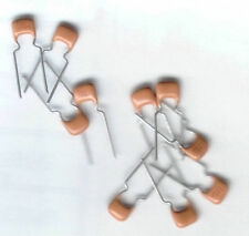 10 x 0u1/100nF/100000pF condensatori ceramici multistrato-mai usate-B