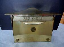 Vintage Brass Maibox