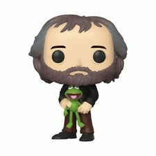 Henson - Jim Henson With Kermit The Frog - Funko Pop! Icons: (Toy New)