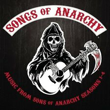 Various Artists - Sons of Anarchy: Seasons 1-4 (Original Soundtrack) [New CD]