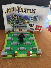 LEGO Games 3864: Mini Taurus  With Build Instructions No Dice