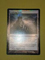FOIL Evolving Wilds x1 Dark Ascension 1x Magic the Gathering MTG