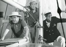 "PHIL SILVERS NORMAN FELL ""DU VENT DANS LES VOILES"" WALT DISNEY PHOTO CM"