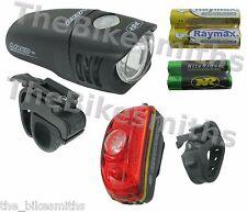 Niterider Mako 150 & Cherrybomb 35 LED Front& Rear Bike Head & Tail Light Set