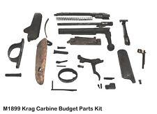 Original Springfield US Krag Model 1899 Carbine BUDGET Parts Set