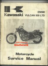 Kawasaki EN500 Vulcan LTD (1996 >) Factory Shop Manual Repair Book EN 500 C BS94
