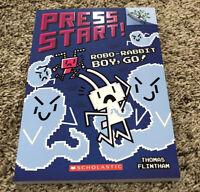 Robo-Rabbit Boy, Go!: a Branches Book (Press Start! #7) Thomas Flintham