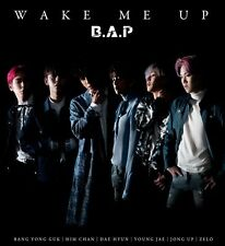 B.A.P Japan 7th Single [WAKE ME UP] Type A (CD + DVD) Limited Edition