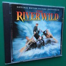 Jerry Goldsmith THE RIVER WILD Film Soundtrack OST CD Meryl Streep Kevin Bacon