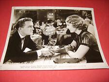 BING CROSBY MADGE EVANS PENNIES FROM HEAVEN PHOTO DATE STAMPED NOV 24 1936 (486)