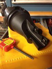 Sandvik CNC Indexable Milling Cutter 250R113223 HSK 63A Mount Machine Machinist