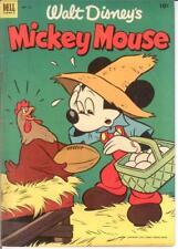 MICKEY MOUSE 32 VG-F Aug. 1953 COMICS BOOK