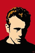 James Dean Cartel Tamaño A2